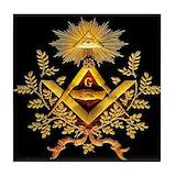Masonic Drink Coasters