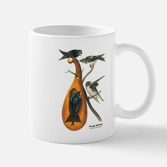 Audubon Purple Martins Bird Mug