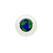 World's Greatest Lifeguard Mini Button (10 pack)