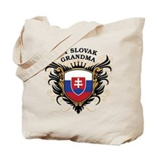 Number One Slovak Grandma Tote Bag