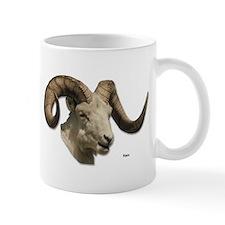 Ram Sheep Horn Mug