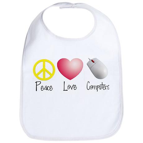 Peace, Love, and Computers Bib