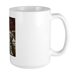 PRISON TIGER LADY Mug