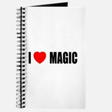 I Love Magic Journal
