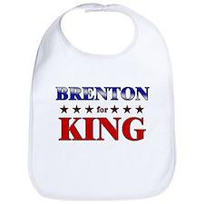 BRENTON for king Bib