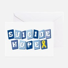 Suicide Hope Greeting Cards (Pk of 10)
