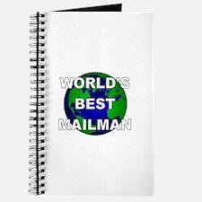World's Best Mailman Journal
