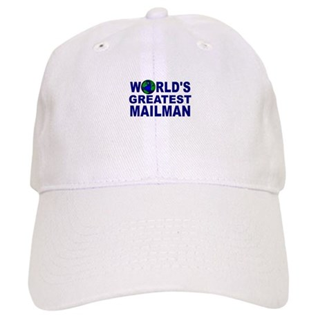 World's Greatest Mailman Cap