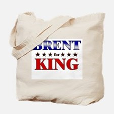 BRENT for king Tote Bag