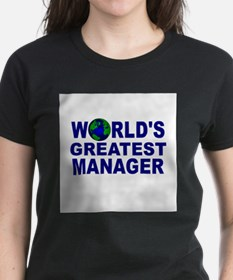 World's Greatest Manager Tee
