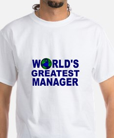 World's Greatest Manager Shirt