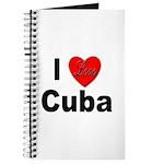 I Love Cuba Journal