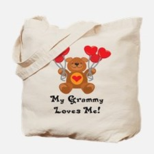 My Nana Loves Me! Tote Bag