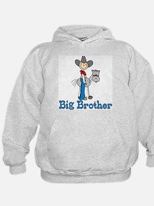 Stick Cowboy Big Brother Hoodie