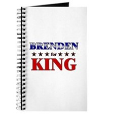 BRENDEN for king Journal
