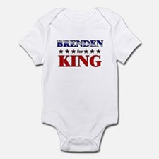 BRENDEN for king Onesie
