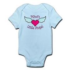 Mimi's Little Angel Infant Bodysuit
