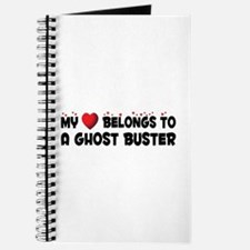 Belongs To A Ghost Buster Journal