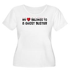 Belongs To A Ghost Buster T-Shirt