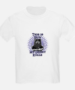 How Daddy Rolls T-Shirt