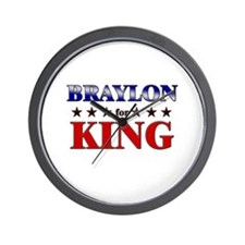 BRAYLON for king Wall Clock