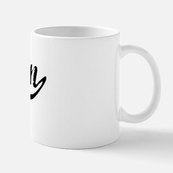 Rutan (vintage) Mug
