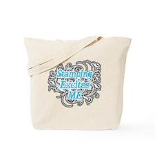Cute Stamp shop Tote Bag