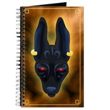 Anubis God of the Underworld Journal
