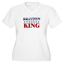 BRAYDEN for king T-Shirt