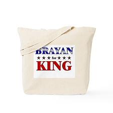 BRAYAN for king Tote Bag