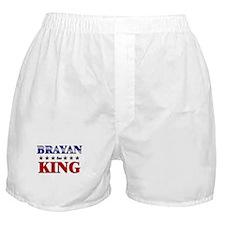 BRAYAN for king Boxer Shorts