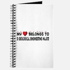 Belongs To A Geological Engineering Major Journal