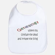 Genealogy For You<br> Bib