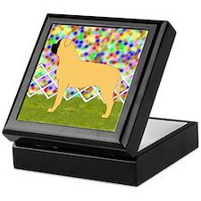 Bullmastiff Keepsake Box