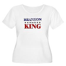 BRANSON for king T-Shirt