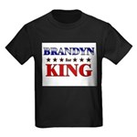 BRANDYN for king Kids Dark T-Shirt