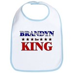BRANDYN for king Bib