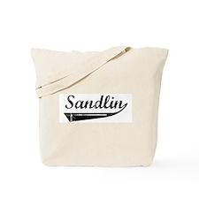 Sandlin (vintage) Tote Bag