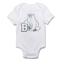 B For Bear Infant Bodysuit