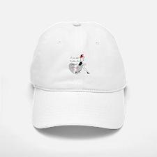 Redhead Bad Girl Baseball Baseball Cap