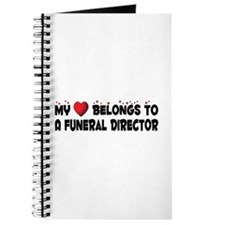 Belongs To A Funeral Director Journal