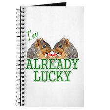 I'm Already Lucky Journal