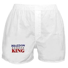 BRAEDON for king Boxer Shorts