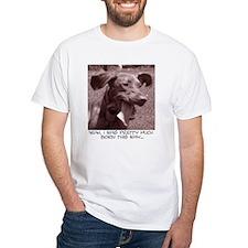 Crazy dog (vizsla) Shirt