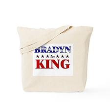 BRADYN for king Tote Bag