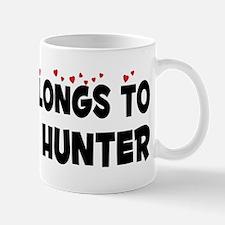 Belongs To A Fossil Hunter Mug
