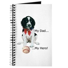 My Dad, My Hero Journal