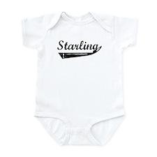 Starling (vintage) Infant Bodysuit