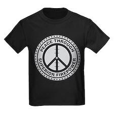 Peace Through Superior Firepo T