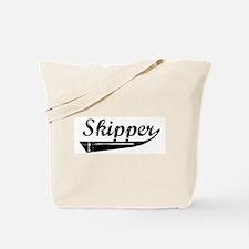 Skipper (vintage) Tote Bag